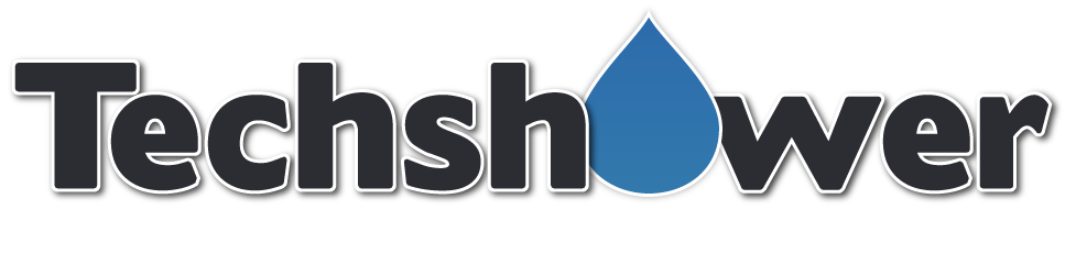 Techshower logo